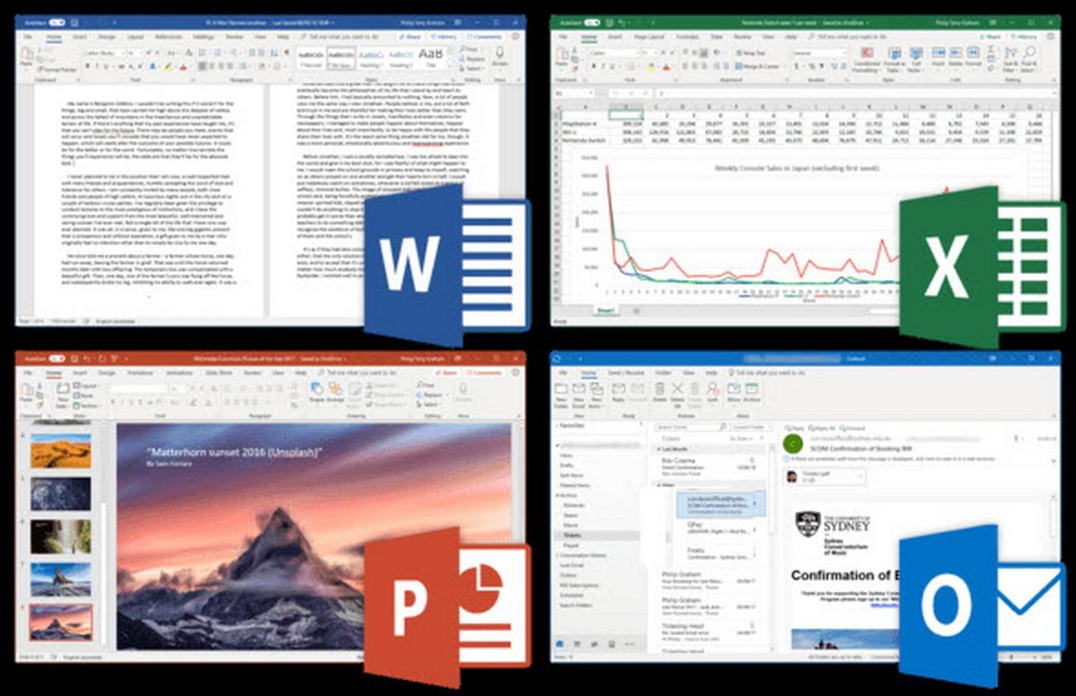 Все, что вам нужно знать о Microsoft Office 2019 RTM G-ek com