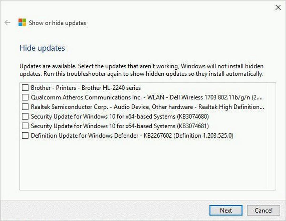 обновление драйверов Windows 10 - фото 11