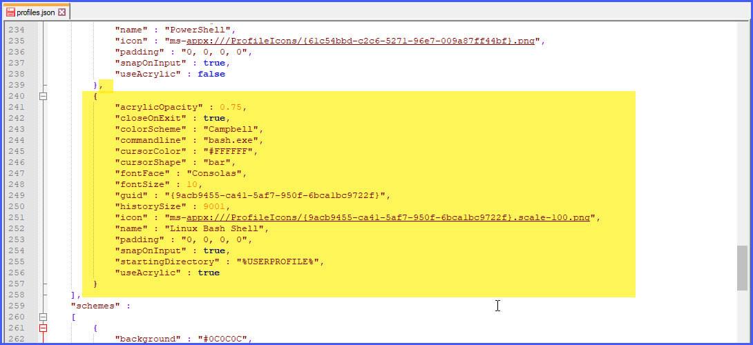 Как настроить новое приложение Windows Terminal G-ek com
